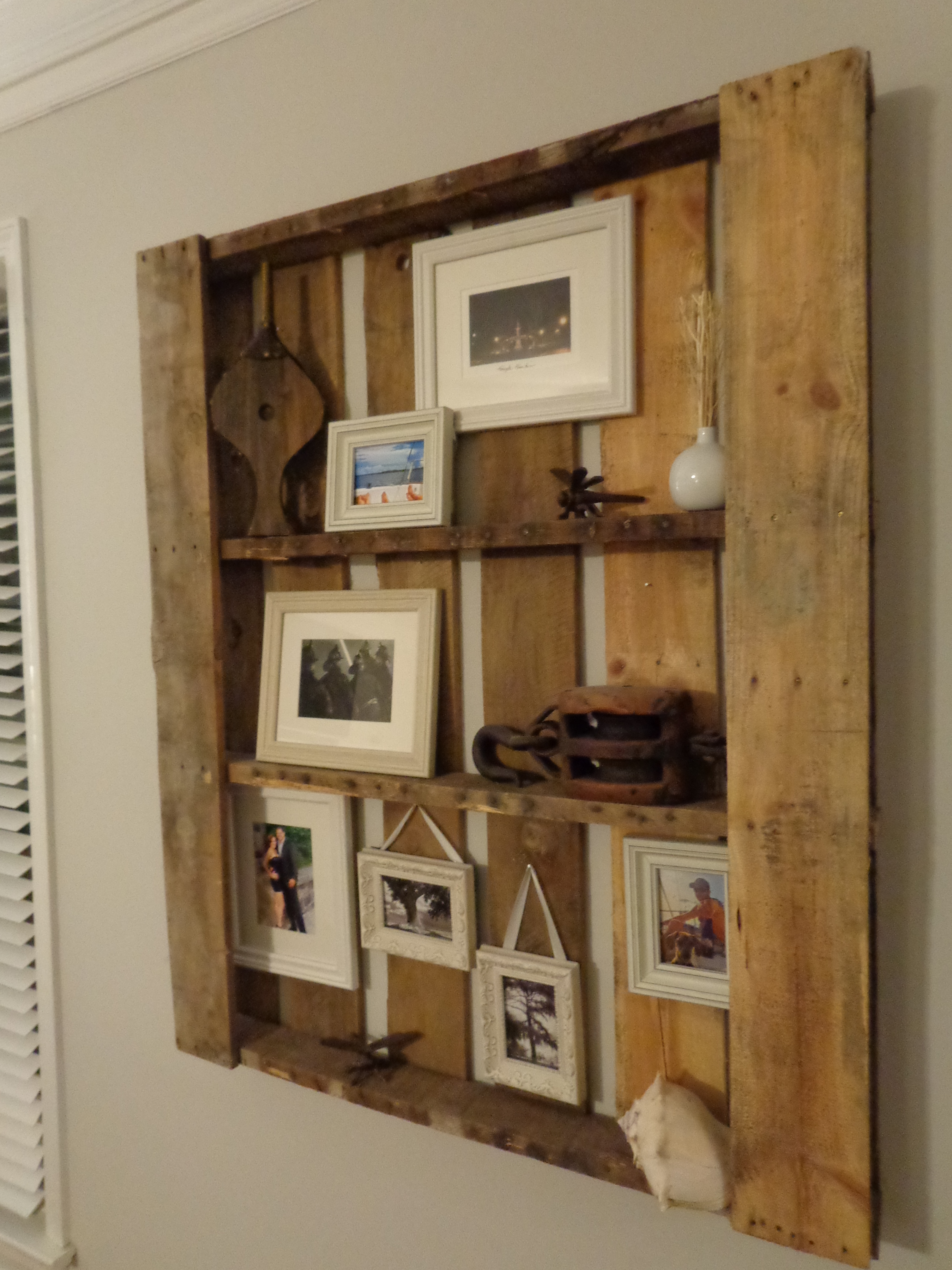 Pallet Shelves In 5 Simple Steps Cobalt 39 S House