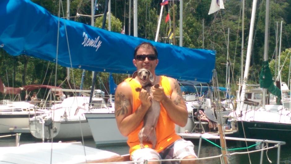 Old Boat - Catalina 25 - Nemily