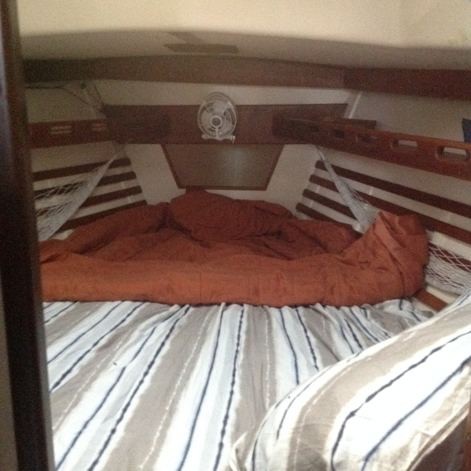Sailboat - Hunter 30 - V Berth